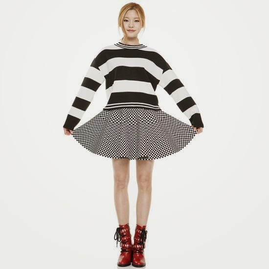Korean Fashion Style Trend Report 2014 2015 About Korean Country