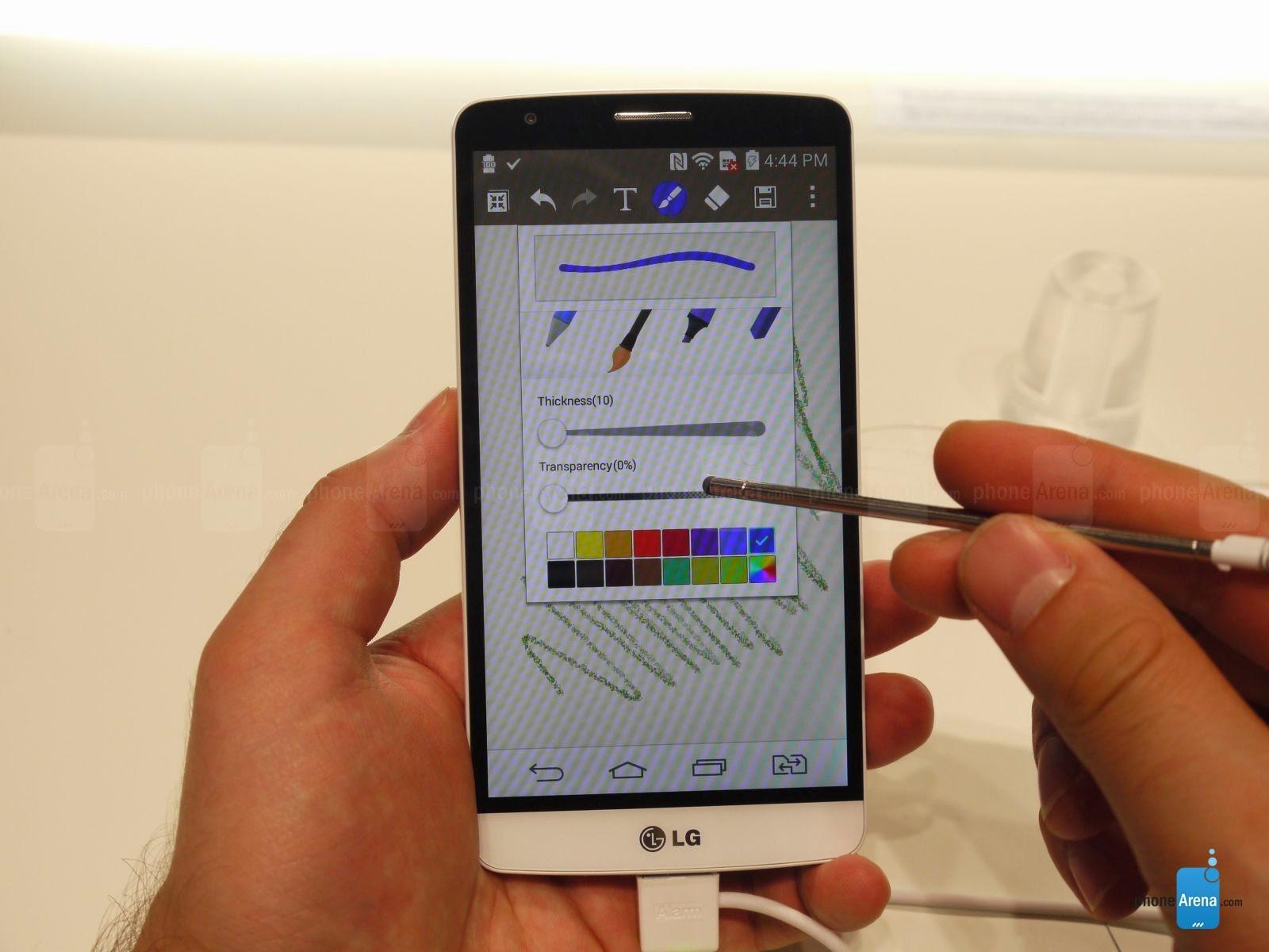 Smartphone LG G3 Stylus