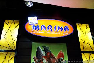 Marina in Robinsons' Place Manila