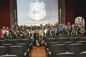 Participantes da Palestra e Curso Prático, dia 23 e 24 de Agosto de 2014