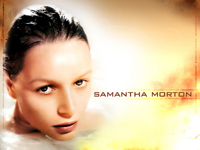Samantha Morton Wallpaper