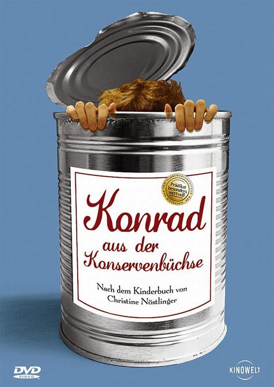 Конрад, или Ребёнок из консервной банки / Konrad oder Das Kind aus der Konservenbuchse. 1983.