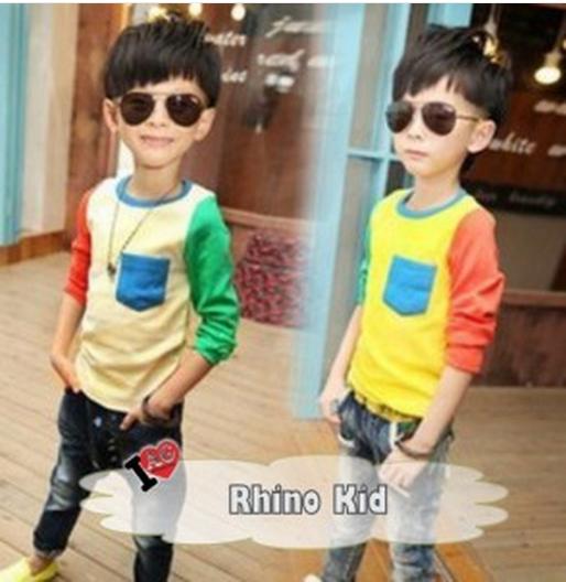 Foto Baju Anak Cowok umur 7 tahun lucu