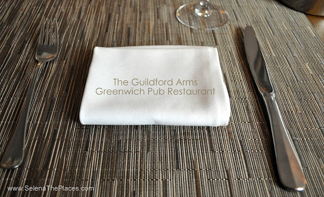 The Guildford Arms Greenwich Pub