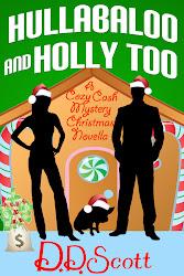 A Cozy Cash Mystery Christmas Novella