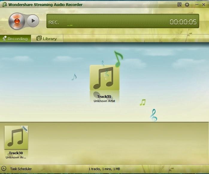 wondershare streaming audio recorder serial keygen