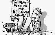 APROBADA LA SEGUNDA REFORMA LABORAL