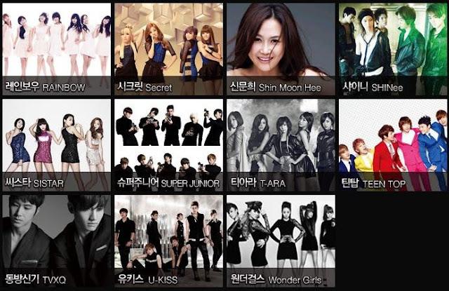 211211 Lista de presentaciones del MBC Gayo Daejoon Mbc_lineup4