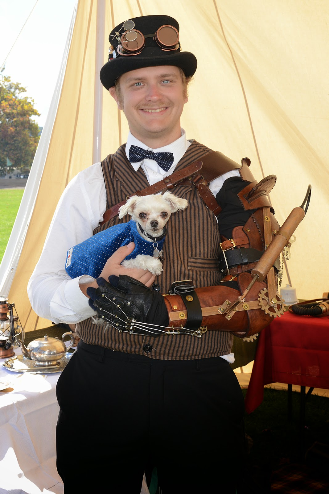 Ironfest steampunk
