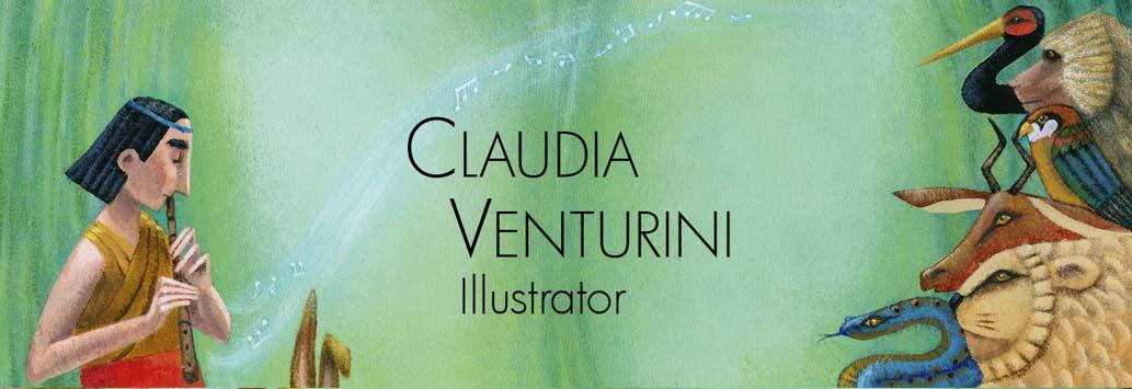 Claudia Venturini illustratrice