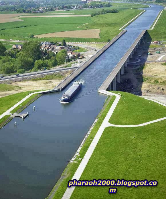 قناة هندسية رائعة