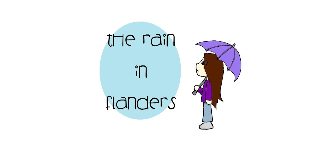 The rain in Flanders
