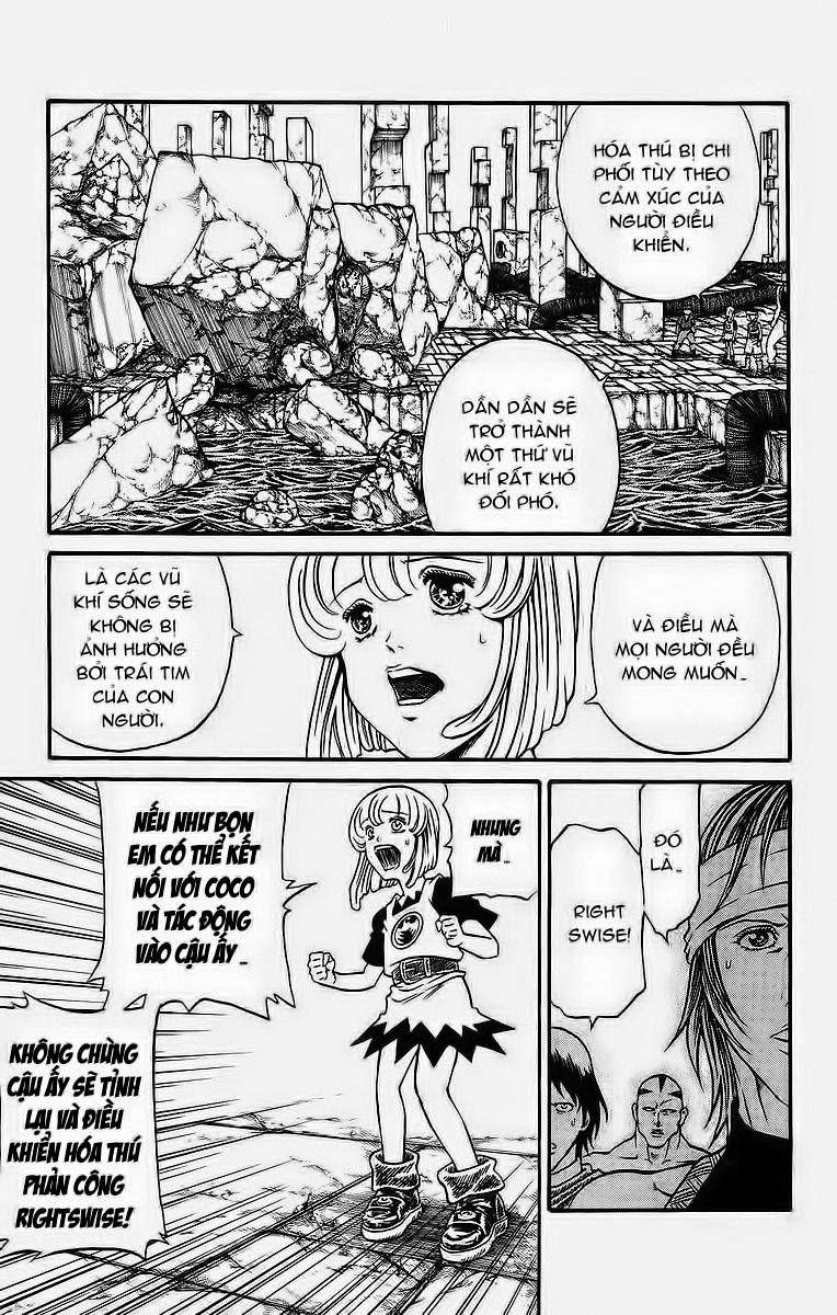 Vua Trên Biển – Coco Full Ahead chap 252 Trang 10 - Mangak.info