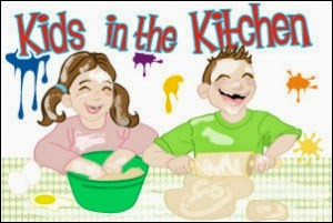 Kids in the Kitchen blog hop