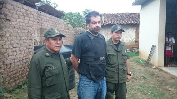 Prófugos en Bolivia