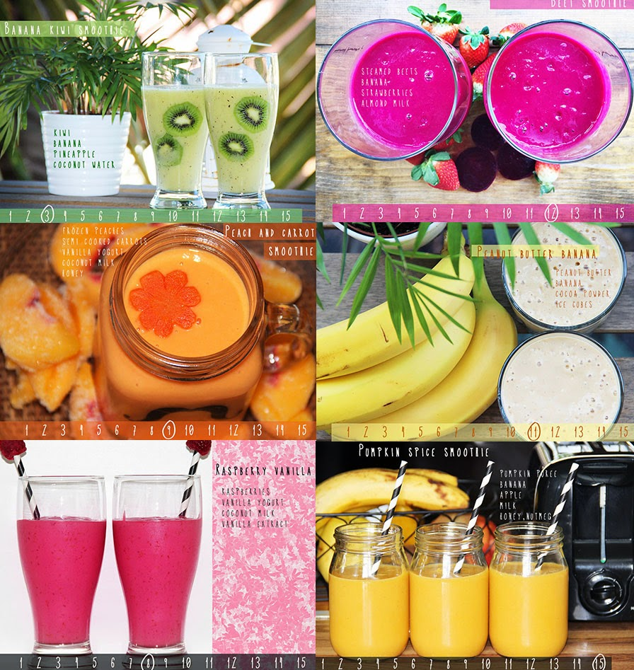 15 Delicious Smoothies for Weight Loss