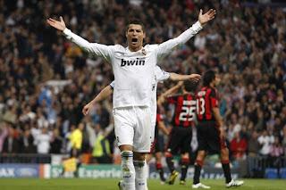 Cristiano Ronaldo vs AC Milan