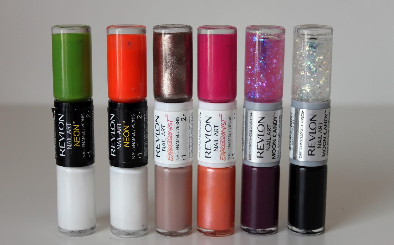 Revlon Nail Art Pens+ Nail art Idea - A Little Obsessed