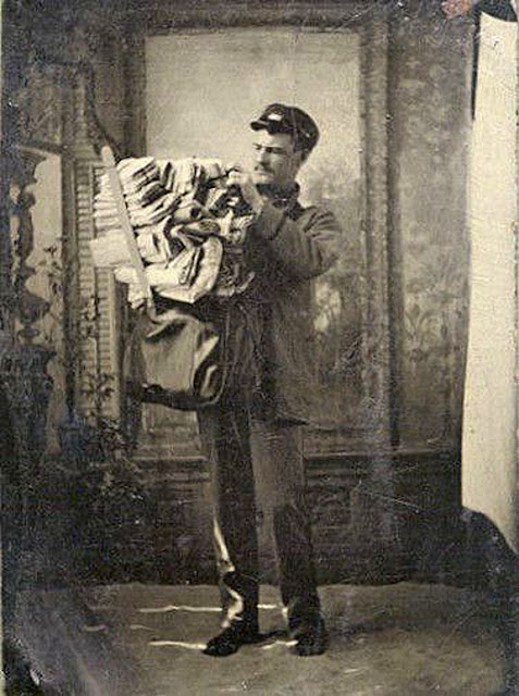 Vintage everyday 24 vintage photos show postmen from more than 100
