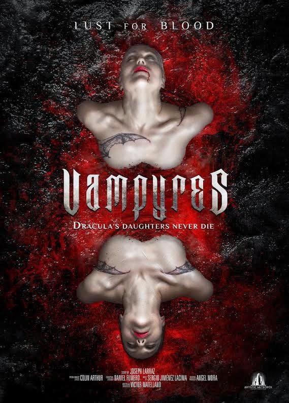 Vampiras a mí.