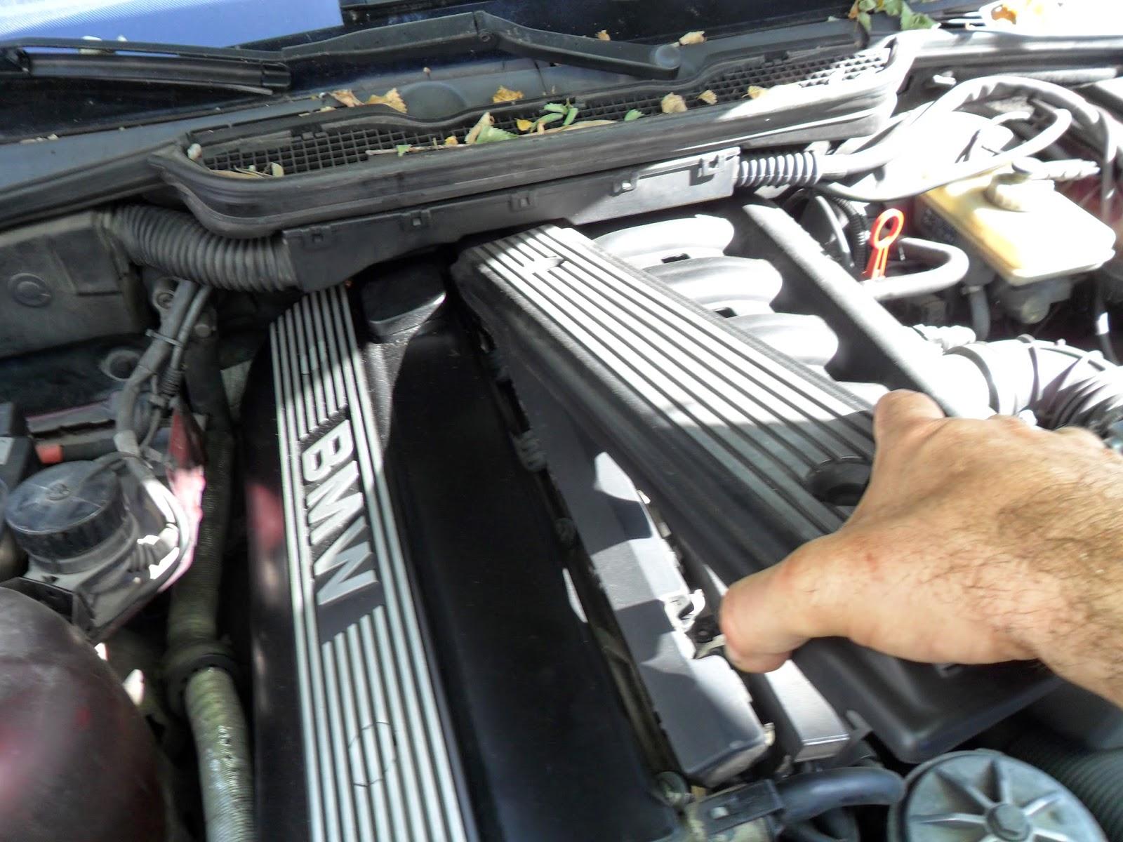 Reparaciones de mec nica cambio de buj as y bobinas de - Como se quitan las manchas de aceite ...