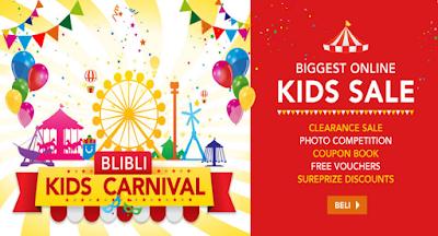 Blibli Kids Carnival 2015