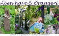 Åben have & Orangeri