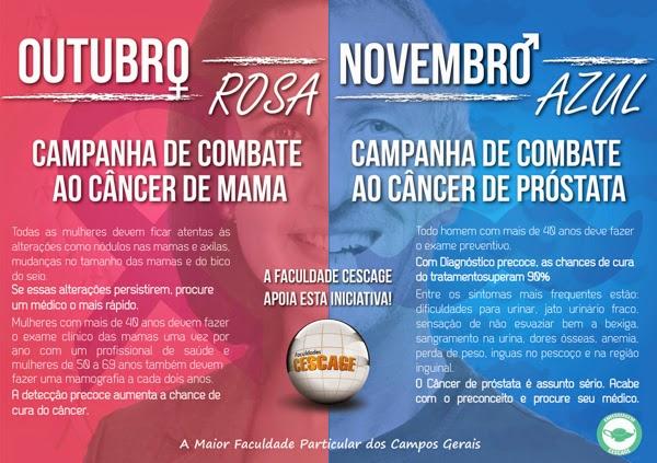Uma jovem Crist u00e3 em aç u00e3o Outubro Rosa e Novembro Azul -> Decoração Para Outubro Rosa E Novembro Azul