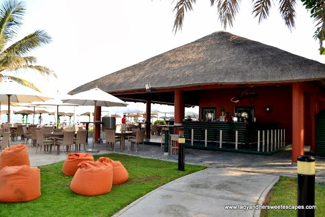 Sharkeys at Fujairah Rotana Resort and Spa