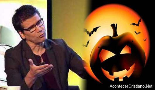 Jesús Adrián Romero explica Halloween