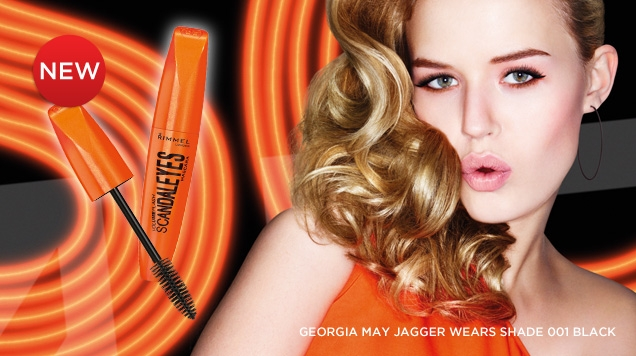 rimmel london scandle eyes mascara