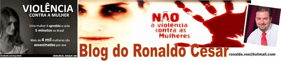 BLOG DO RONALDO CESAR - GARANHUNS - PE