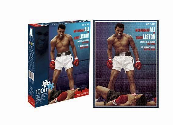 Puzzle Muhammad Ali 1000 Piezas