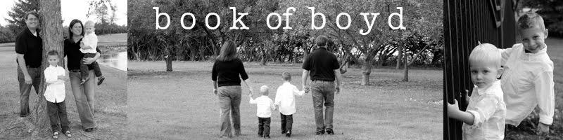 Book of Boyd