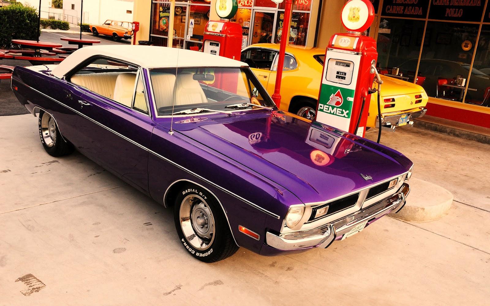 Fondo De Pantalla HD Del Carros Dodge Dart 1970