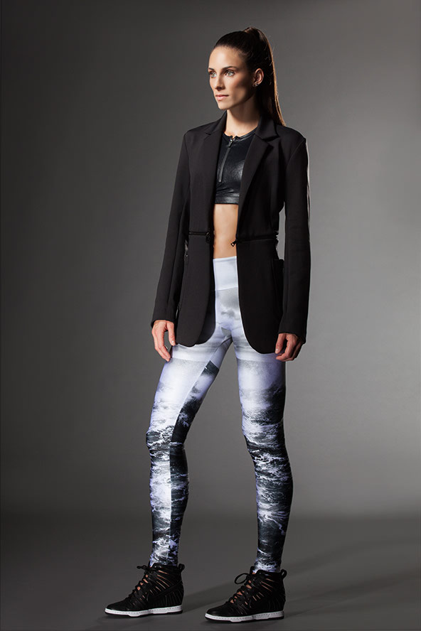 Scope the New Athleisure Line by Carbon38