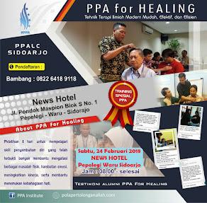 PPA for HEALING 24 FEB 2018