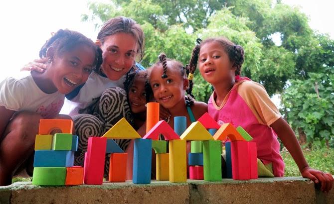 OMP Misionera española en República Dominica