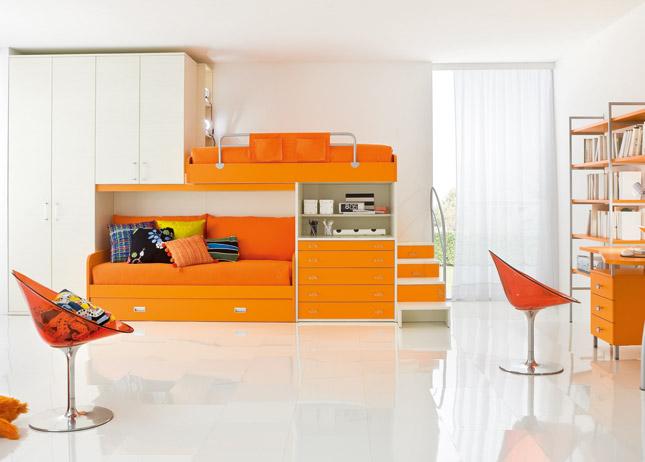 Dormitorios juveniles modernos ideas para decorar - Disenar dormitorio juvenil ...