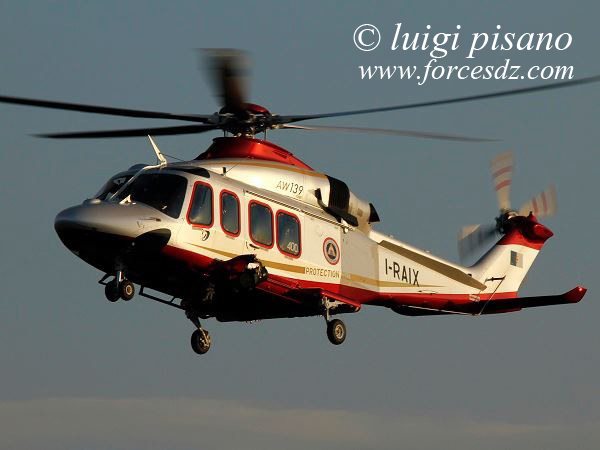 30 مروحية AW139 للجزائر   Protecaw