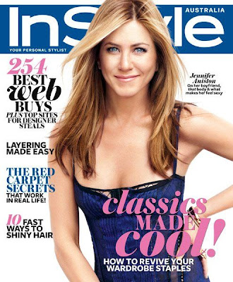 Jennifer Aniston crowned top-selling face of celebrity magazines