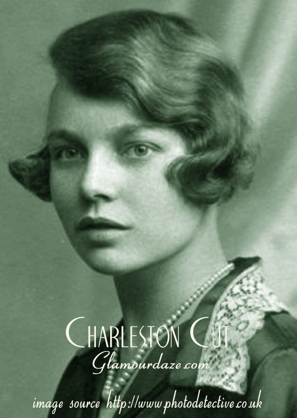 The 1920s Flapper Hairstyle Revolution ! Glamourdaze - 1920 Women's Hairstyles