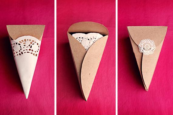 Do It Yourself Wedding Gift Box : Do It Yourself Weddings: DIY Favor Boxes