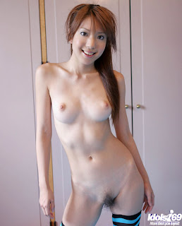beautiful smile petite girl naked
