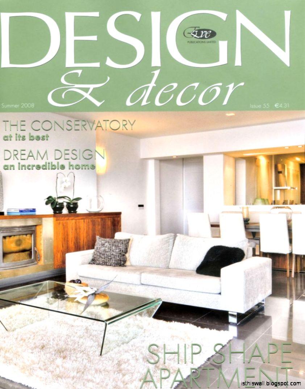 Magazine Interior Design