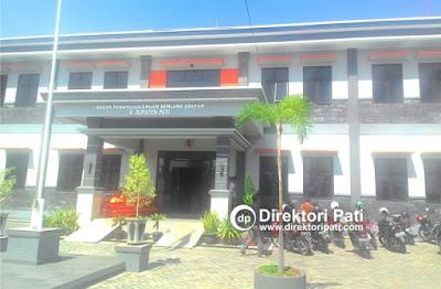 Kantor Badan Penanggulangan Bencana Daerah (BPBD) Pati