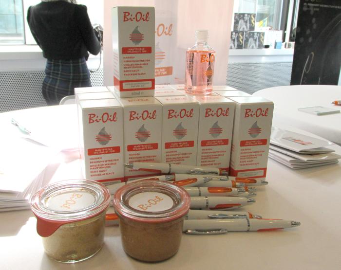 Beauty Press Blogger Event - Bi-Oil