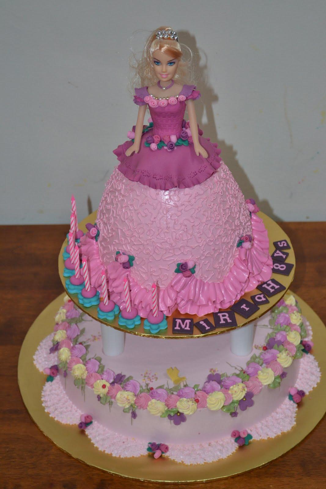 Cake Images Princess : MyPu3 Cake House: Princess Cake