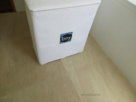 DIY Cesto Ropa Sucia/ Laundry Basket