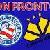 Todos os confrontos de Bahia x Criciúma